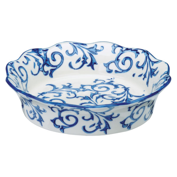 Heritage Individual Pie Dish Blue