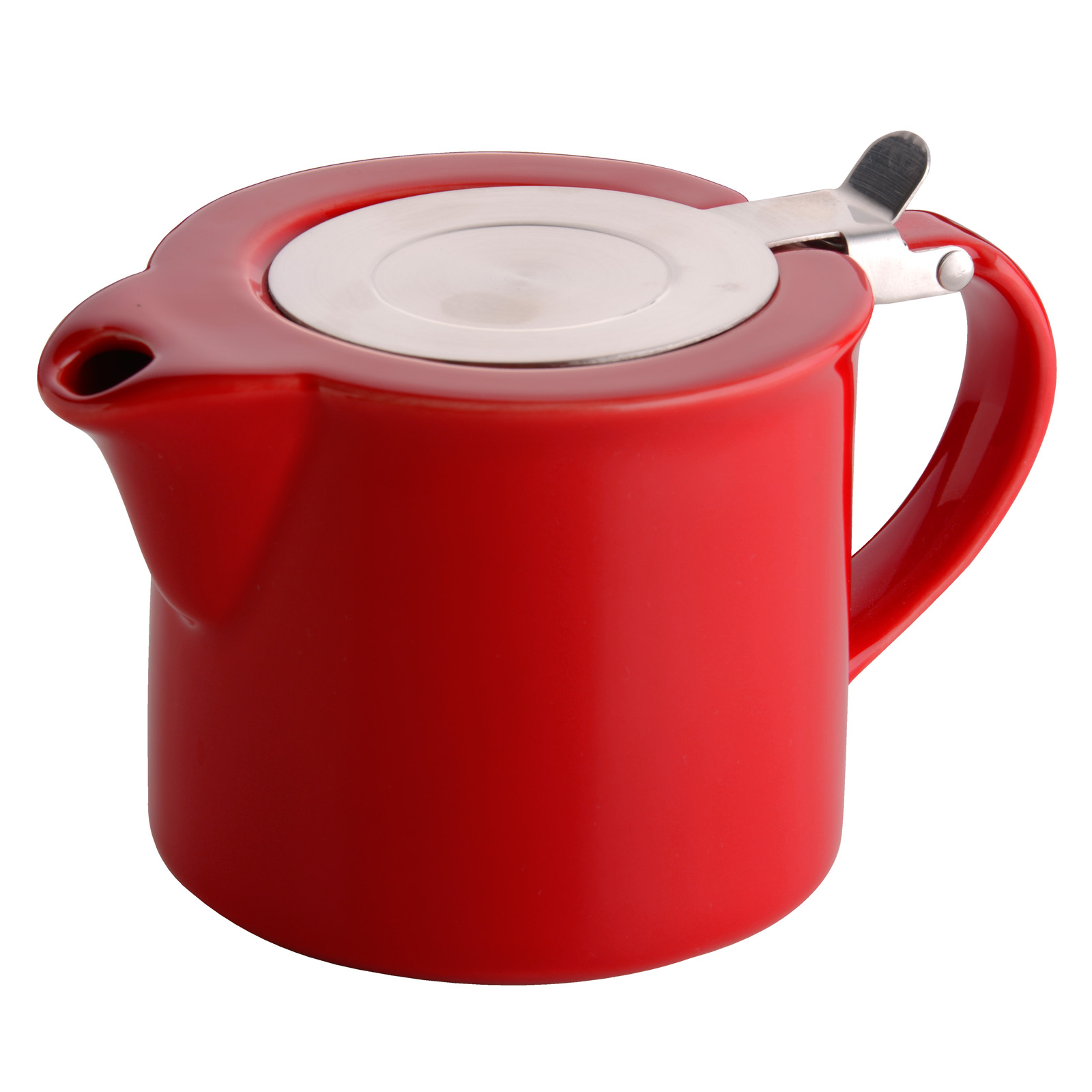 Infuse Teapot Red