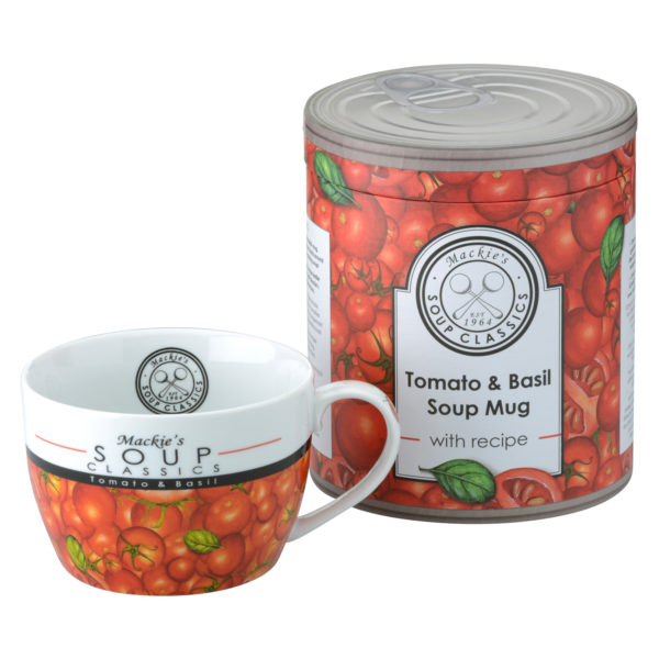 Mackie's Tomato & Basil Soup Mug