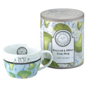 Mackie's Broccoli & Stilton Soup Mug