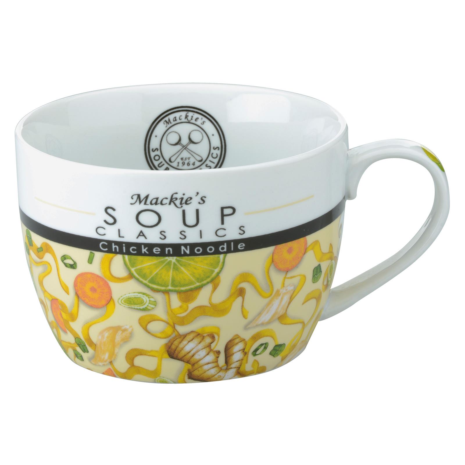 Mackie's Chicken Noodle Soup Mug