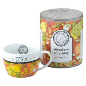 Mackie's Minestrone Soup Mug