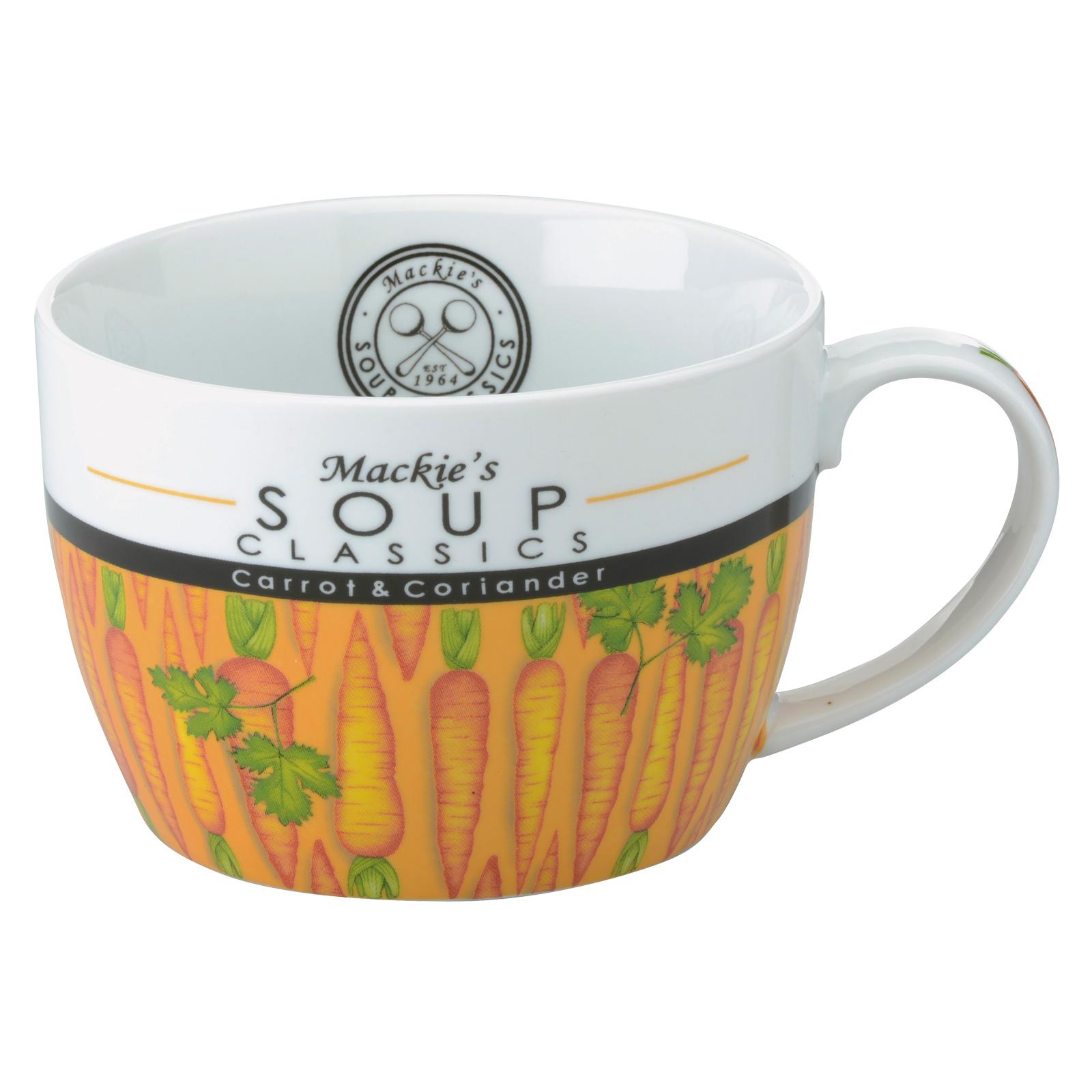Mackie's Carrot & Coriander Soup Mug
