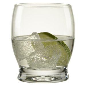 Set of 2 Manhattan Whisky Glasses