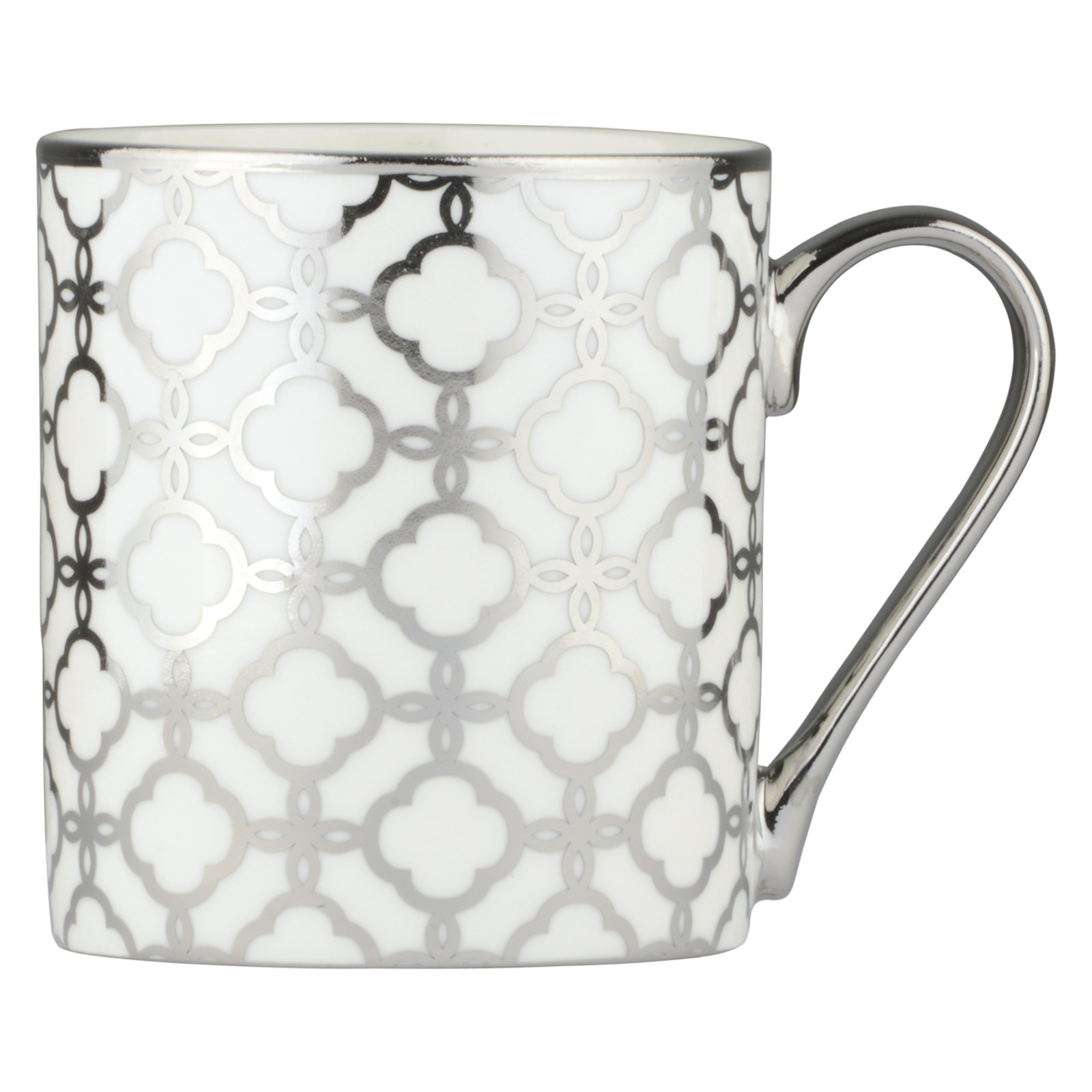 Links Mug Platinum