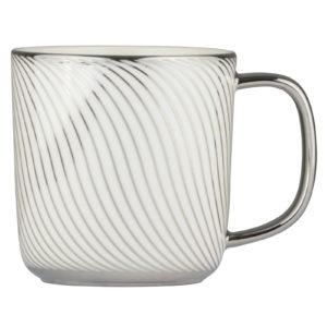 Swirl Mug Platinum