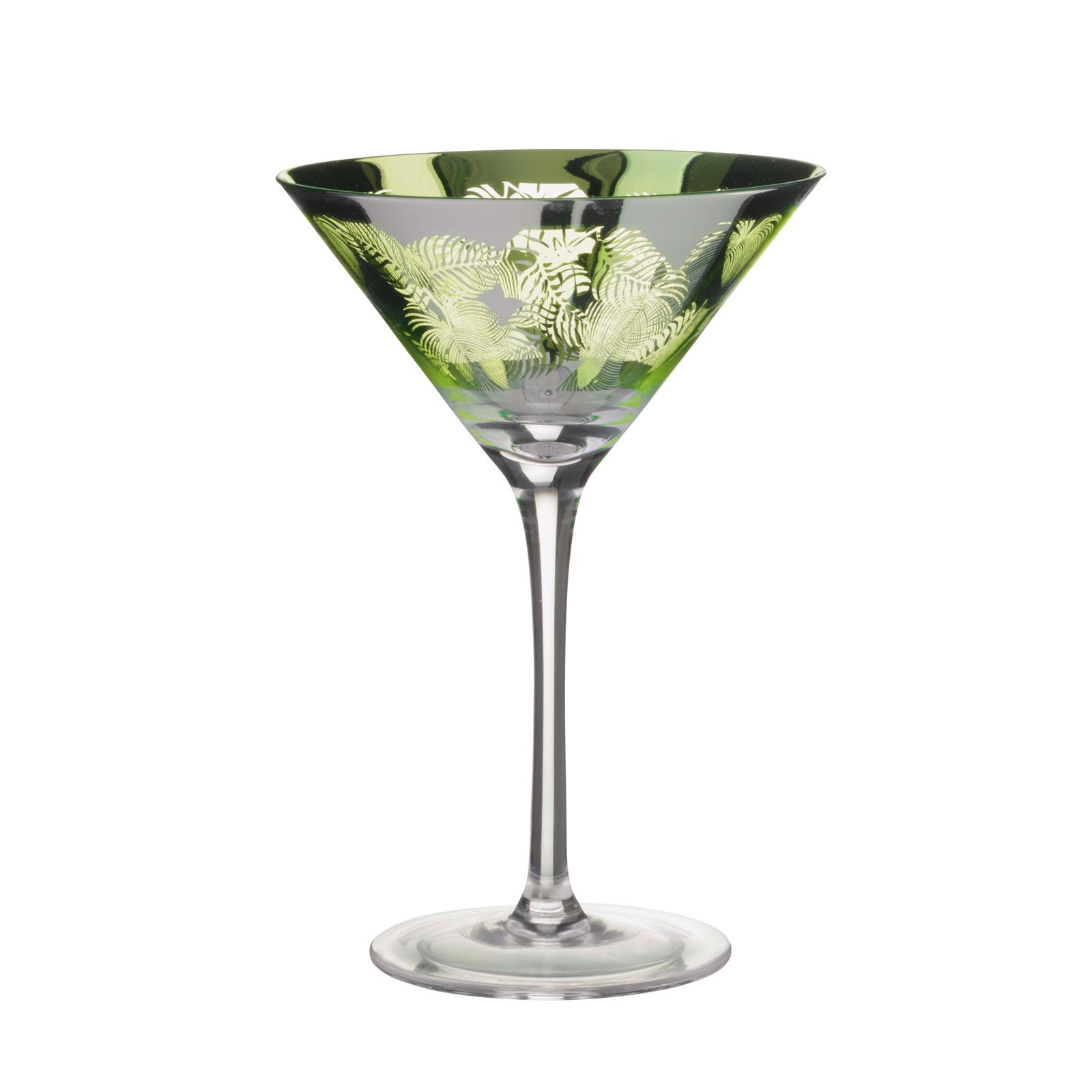 Tropical Leaves Martini