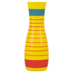Halo Yellow Vase Narrow